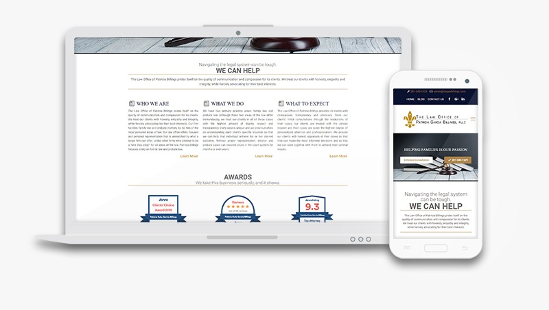 professional-legal-website-design-billings-law