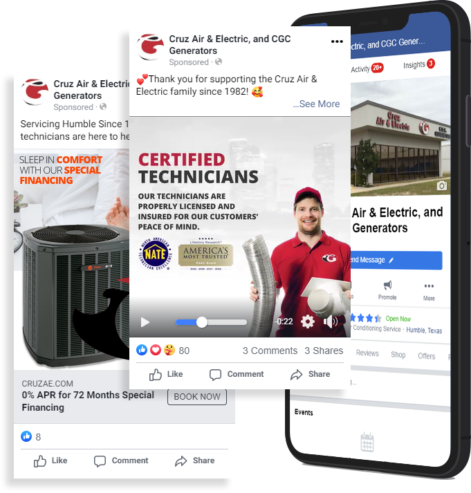 Facebook Marketing for Home Services