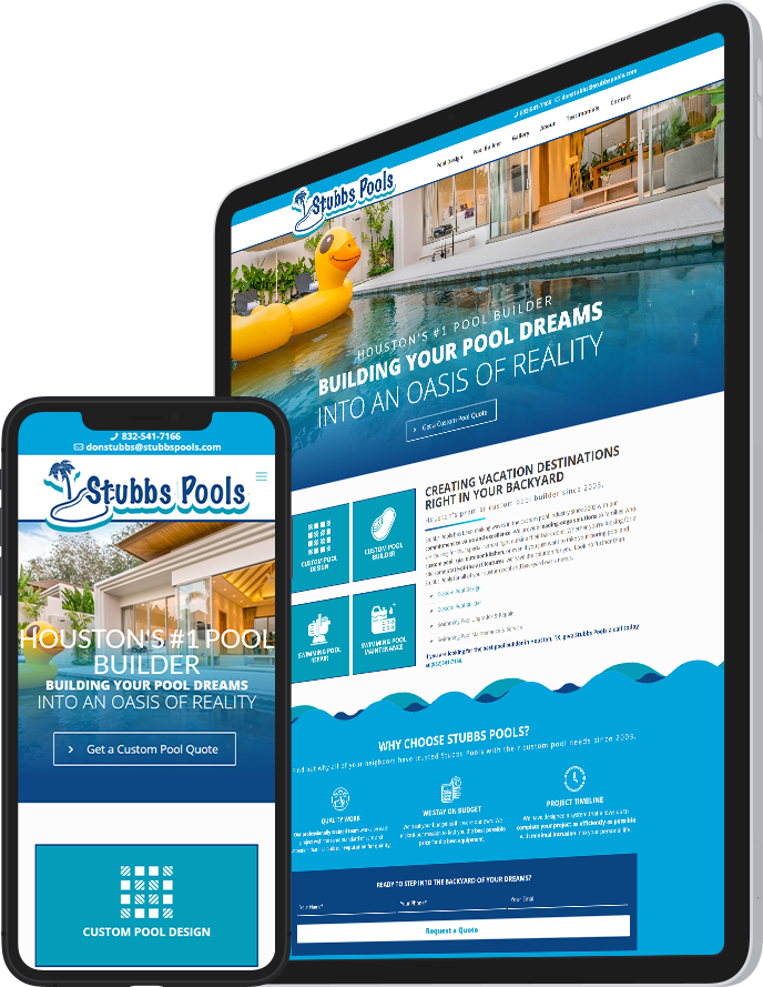 Website Design for Home Services Companies